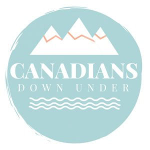 Canadians Down Under favicon
