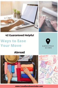 ease a move abroad