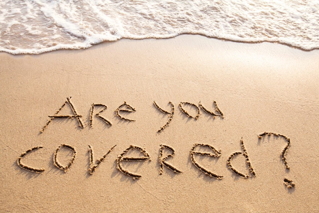 travel insurance, are you covered?